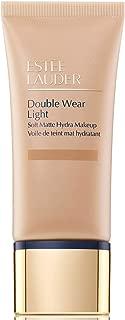 Estee Lauder Double Wear Light Soft Matte Hydra Makeup, 1 Ounce. 3W1 Tawny