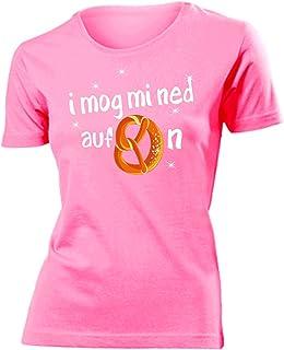 love-all-my-shirts Div. Oktoberfest 2019 T-Shirt Motive für Frauen Damen Wiesn
