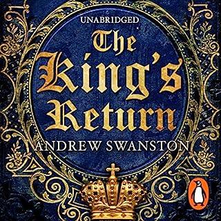 The King's Return cover art
