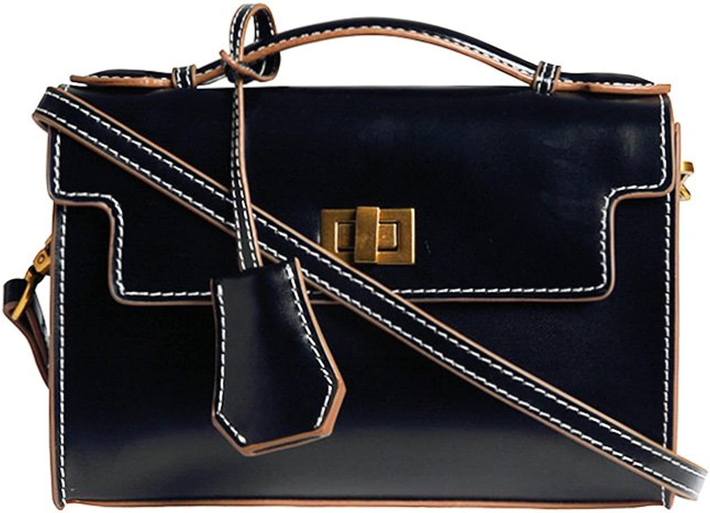 Cow Leather Lady Fashion Sling Bag