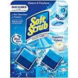 Soft Scrub in-Tank Toilet Cleaner Duo-Cubes, Sapphire Waters