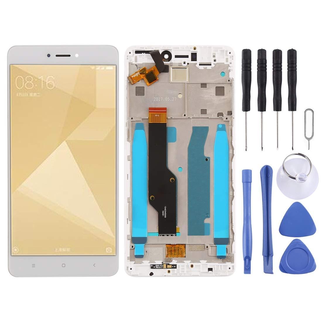 Tina Reparación Pantalla LCD Xiaomi Redmi Note 4X y ensamblaje ...