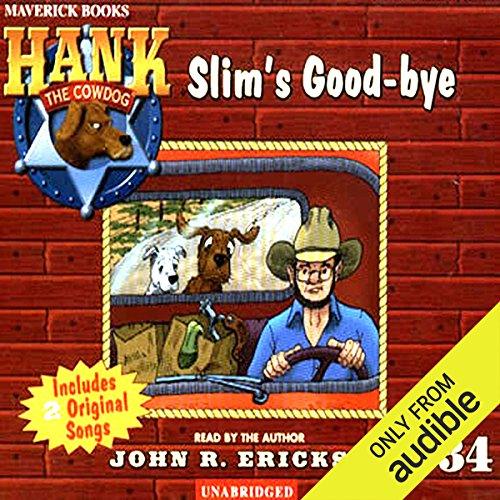 Slim's Good-bye audiobook cover art
