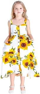 Bow Dream Flower Girl Dress Long Dress Holiday Dress Summer Beach Sleeveless