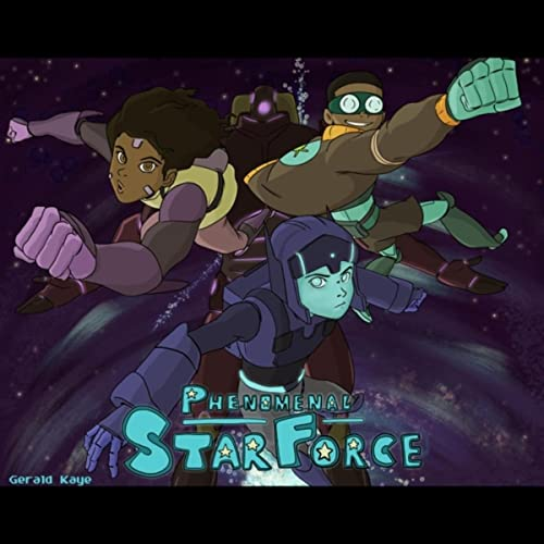 Star Force Stay Cruisin by Gerald Kaye on Amazon Music ...
