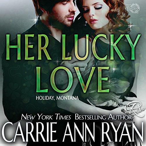 Her Lucky Love audiobook cover art