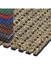 etm® Veiligheidsmat tegen gladde | antislip granulaat coating | Duits kwaliteitsproduct | 120 cm breed | vele kleuren en lengtes (1 m lang, beige)