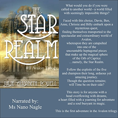 The Star Realm audiobook cover art