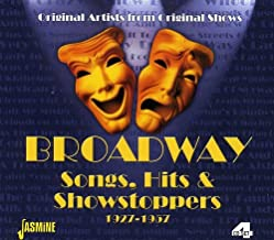 Broadway Songs, Hits and Showstoppers