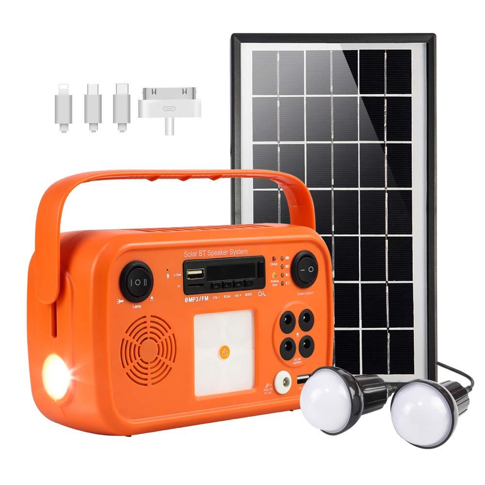 soyond Generator Flashlights Bluetooth Emergency