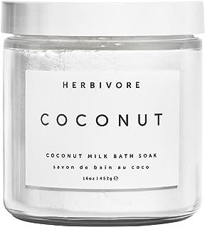 Herbivore - Natural Coconut Milk Bath Soak | Truly Natural, Clean Beauty (16 oz)