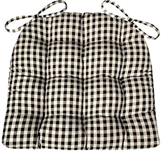 Best black and white checked cushions Reviews