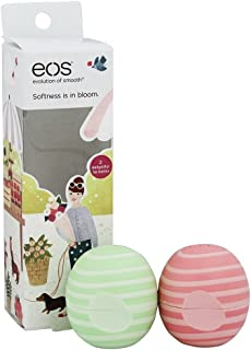 EOS Limited Edition Lip Balm, Visibly Soft Cucumber Melon and Coconut Milk