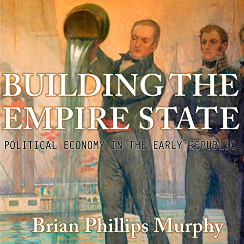 Building the Empire State audiobook cover art