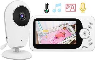 Visuele babyfoon, monitor HD Smart Wireless voor thuis voor andere scènes(Vertalen)