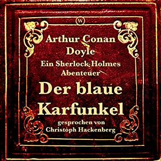 Der blaue Karfunkel Titelbild