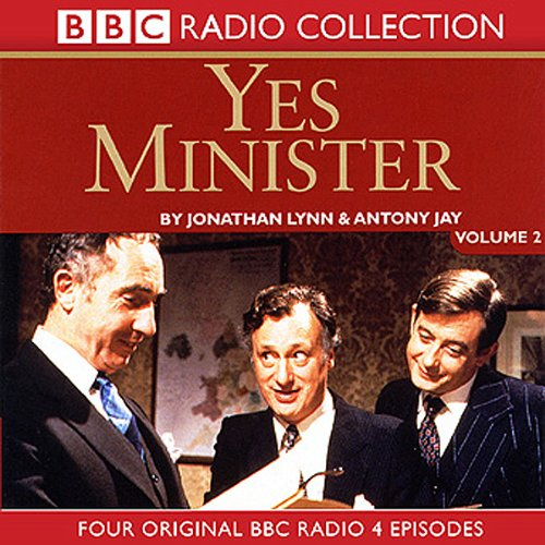 Yes Minister Volume 2 audiobook cover art