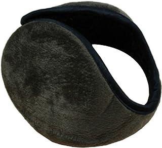 JYtop New Ladies Mens Brown Earmuffs Winter Fleece Head Band Ear Muff Soft Warmers Brown
