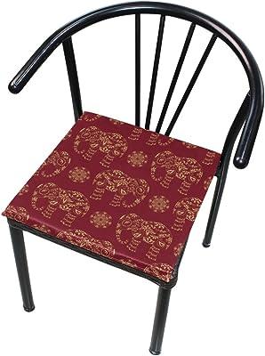 Amazon.com: Plao almohadilla de asiento de cojín Irregular ...
