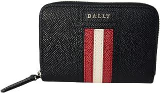 [バリー] BALLY バリー 財布 6221823 TIVY.LT 10 ラウンドジッパー コインケース 小銭入れ コインパース BLACK ブラック 黒 [並行輸入品]