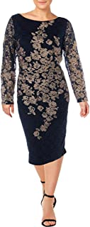 99e010de61 Amazon.com  Xscape - Dresses   Plus-Size  Clothing