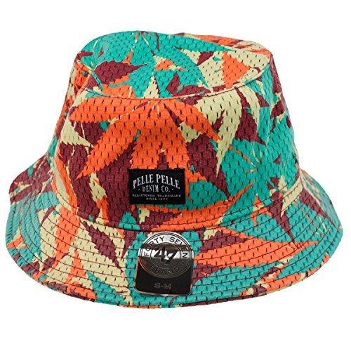 """Pelle pelle team bucket green hat-casquette bob bébé """"par 3"""""""