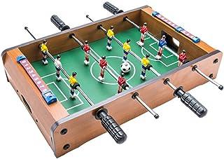 جدول كرة القدم Multiplayer Wooden Soccer Table Game, Easy To Assemble Dexterous Table Football, Foosball Games For Family ...