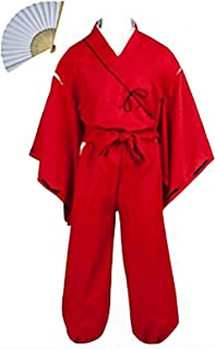 Fuji Inuyasha Hero Higurashi Cosplay Costume