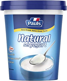 Pauls Natural Set Yoghurt, 470 g- Chilled