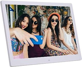 Digital Photo Frame, 17-inch 1920 * 1080 high Resolution with HDMI, USB,SD/SDHC/MMC-Card Slot, MP3 / MP4 Player Machine El...