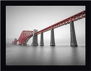 Forth Rail Bridge, Scotland -2 by Assaf Frank 27