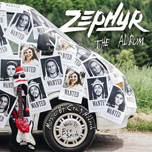 Zephyr feat. Leo Manzari, Gabriel Ciaffone, Katie Pintado, Craig Hildreth, Eve Smith & Luiz Mello