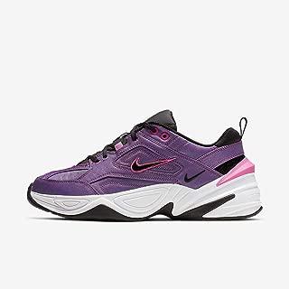 Nike M2K Tekno SE Womens Shoes Laser Fuchsia/Black/White av4221-600