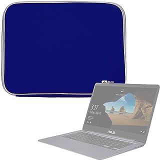 DURAGADGET Funda De Neopreno Azul para Portátil HP OMEN 15-ce016ns, ASUS FX504GE-DM198T, ASUS FX504GD-DM473 - Ligera para Transportar Su Dispositivo