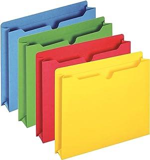 جاكت بينديفليكس مبرد من بينديفيلكس، توب مقوى، توسيع 5.08 سم، ألوان متنوعة، مقاس الحروف، 50/BX (B3043DTAST)