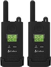 Cobra PX500 Walkie Talkies Pro Business Two-Way Radios (Pair)