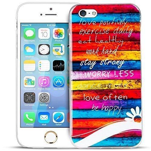 blitzversand Handyhülle Eule OWL kompatibel für Samsung Galaxy S4 Mini be Happy Schutz Hülle Case Bumper transparent M4