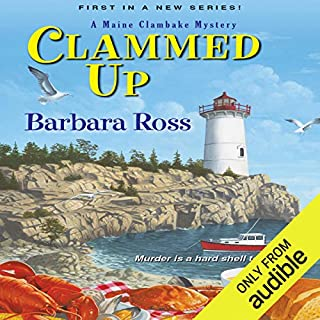 Clammed Up audiobook cover art