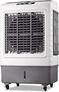 MMZZ Air Cooler Aire Acondicionado Portátil,móviles Ventilador de enfriamiento del Aire Acondicionado portátil, enfriadores por evaporación, Blanco