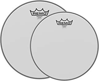 Remo 12/16 Emperor Coated Drumhead (2 Pack Bundle)