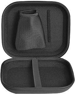 Portable Headphone Carrying Case Bag For Jbl E45Bt E40Bt E55Bt Soundgear Ua Flex Duet Nc Wireless Jr300 T450Bt V750Nc Headphones (Black)