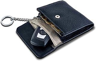 CARTREND 4038373058058 Keyless Go etui na klucze czarne etui na klucze samochodowe kieszeń na klucze piórnik na klucze Ke...