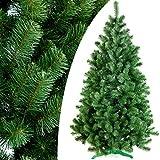 DecoKing 52518 180 cm Künstlicher Weihnachtsbaum grün Tanne Lena...