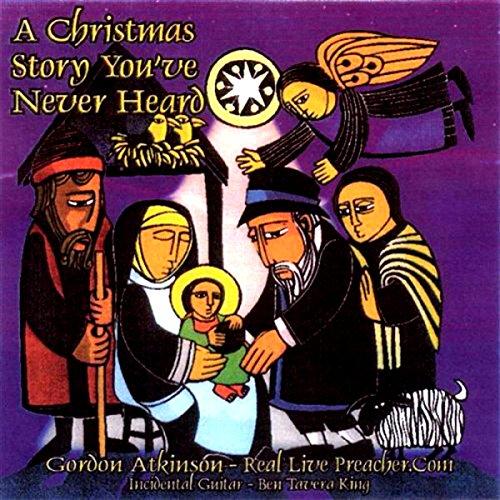 A Christmas Story You've Never Heard audiobook cover art