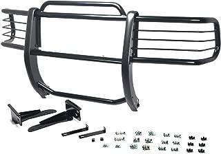Hunter Premium Truck Accessories Black Grille Guard Fits 98-04 Chevy S-10 / Blazer S/Sonoma / 98-03 Hombre / 98-01 Jimmy/Envoy/Bravada
