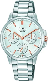 Alba Watch for Women, Analog, Stainless Steel - AP6485X