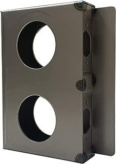 OASIS Gate Lock Box Double Hole 6-3/4