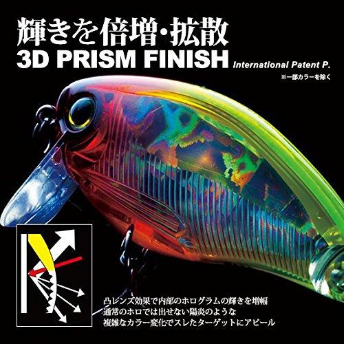 YO-ZURI(ヨーヅリ)ルアー3DSクランクSSR(F)50mmHCLL