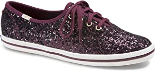 b19e0dda9384 Keds x Kate Spade New York Champion Glitter Women 10 Deep Cherry