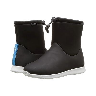 Native Kids Shoes AP Ranger (Little Kid) (Jiffy Black/Jiffy Black/Shell White) Kids Shoes